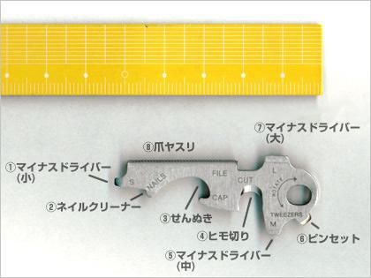 Key Toolの8機能